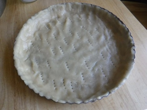 Easy Pie Crust 2