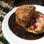 raspberry lemon muffin 2