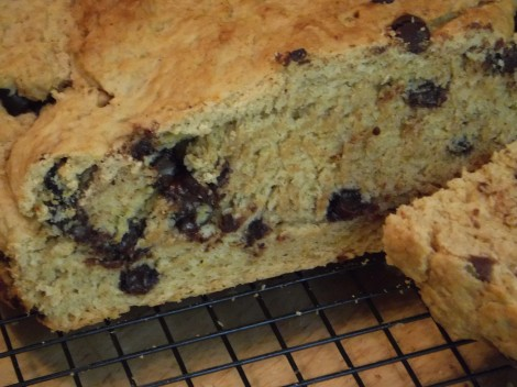 Chili Chocolate Bread 3
