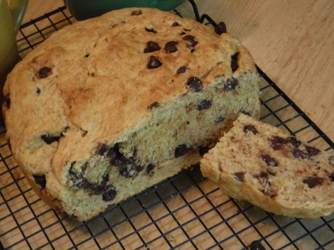Chili Chocolate Bread 4
