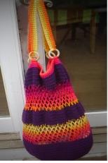 Jumbo Crochet Bag 3