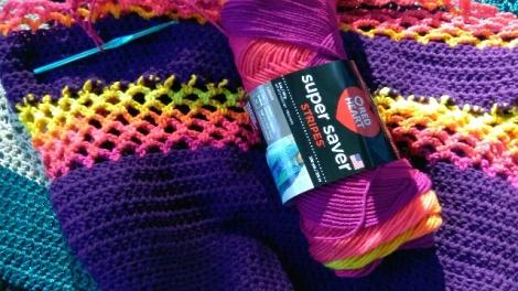 jumbo crochet bag 4
