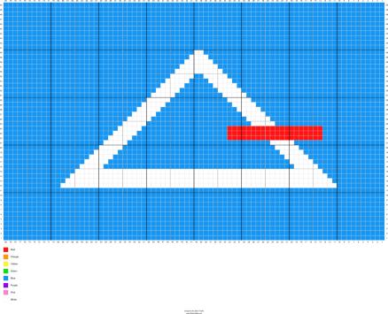 Chart - Stitch Fiddle